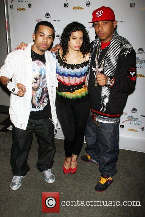 Casely, Angelic Zambrana and Yung Berg R&B Live...