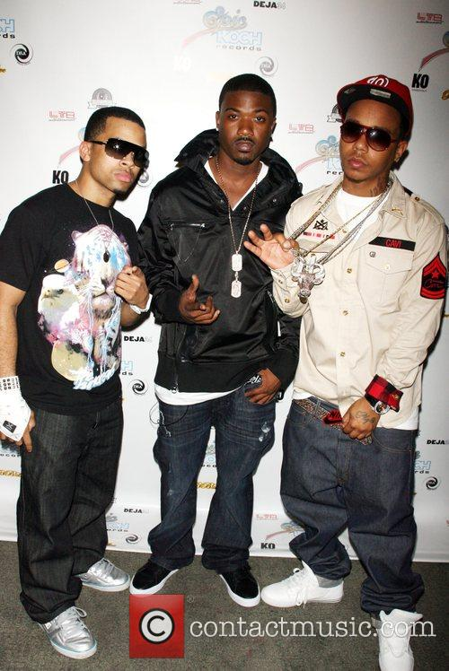 Casely, Ray J and Yung Berg R&B Live...