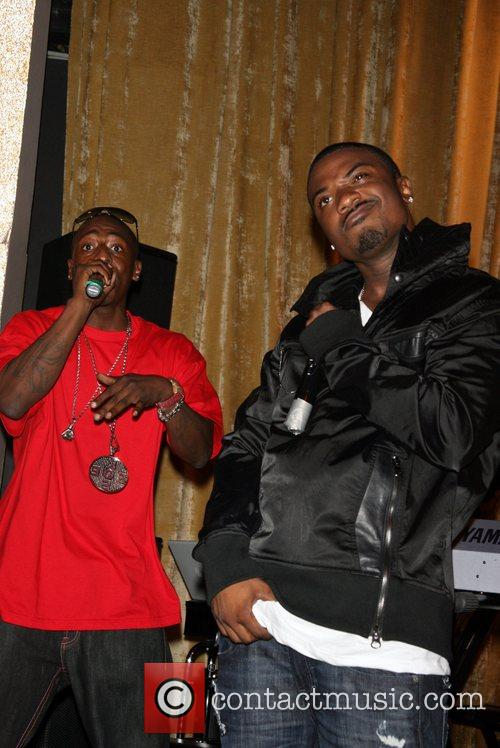 Ray J and Shorty Mac R&B Live Presents...