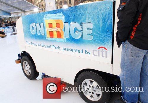 'Rachael Ray On Ice'  TV talk show...
