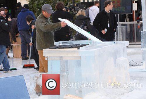 'Rachael Ray On Ice' TV talk show host...