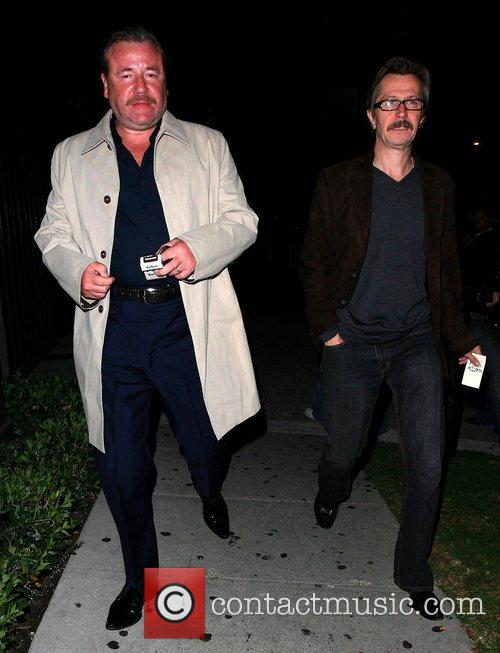 Ray Winstone and Gary Oldman