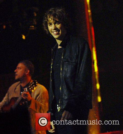 Johnny Borrell and Razorlight 4