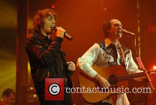 Johnny Borrell, Ray Davies, Razorlight and The Kinks 3