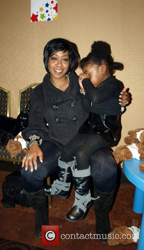 Tichina Arnold The Readalicous Campaign held at Century...