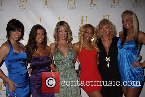 Aussie Rachel, Jillian, Blond Rachel, Prancer, Leticia, Ice...
