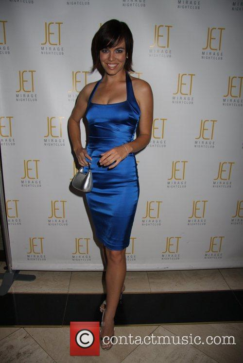 Girls Of Reality TV Host Party at JET...