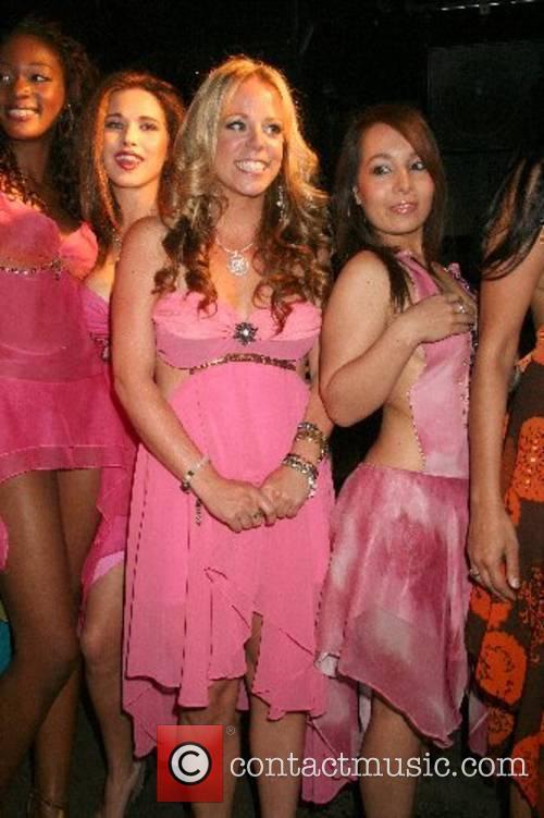 Portia, Laura-Jane, Rebecca Simone and Donatella Rebecca Simones...