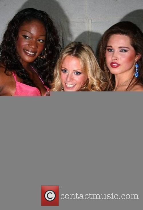 Portia, Rebecca Simone and Laura-Jane Rebecca Simones birthday...