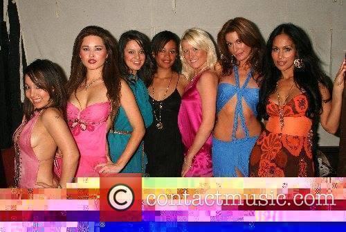 Donatella, Laura-Jane, Diamond Girls, DJ Sassy and Cuben...