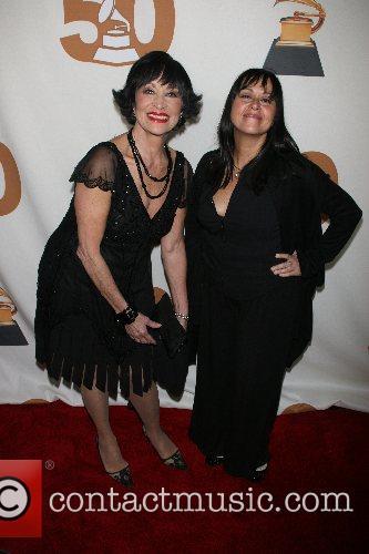 Chita Rivera and Lisa Mordente 'Recording Academy Honors'...