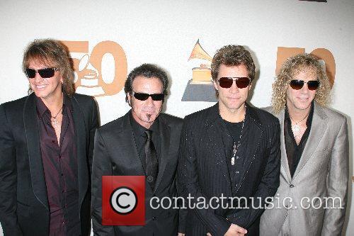 Alicia Keys, Bon Jovi and Jon Bon Jovi 1