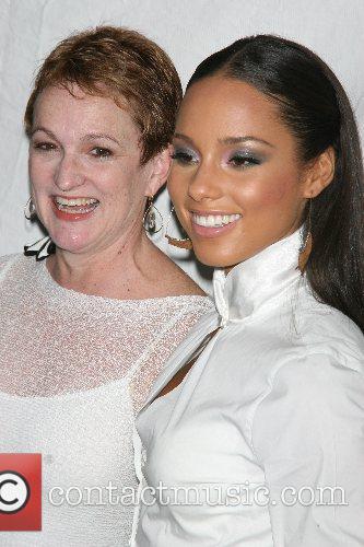 Terri Augello and Alicia Keys 'Recording Academy Honors'...