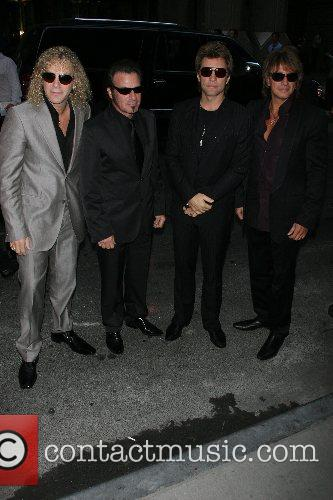 Alicia Keys, Bon Jovi and Jon Bon Jovi 3
