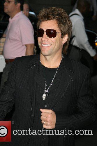 Jon Bon Jovi 'Recording Academy Honors' hosted an...