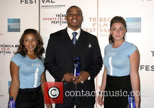 Randy Foye and guests 2008 Tribeca Film Festival...