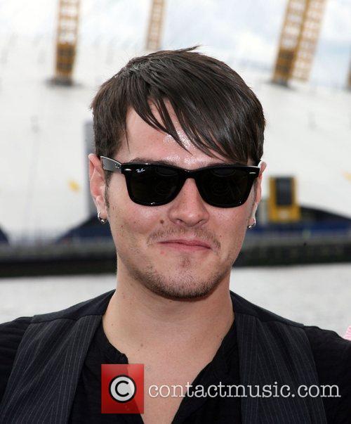 Matt Willis at the annual Red Bull Air...