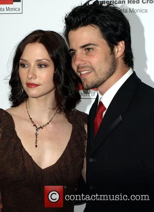 Chyler Leigh and Nathan West