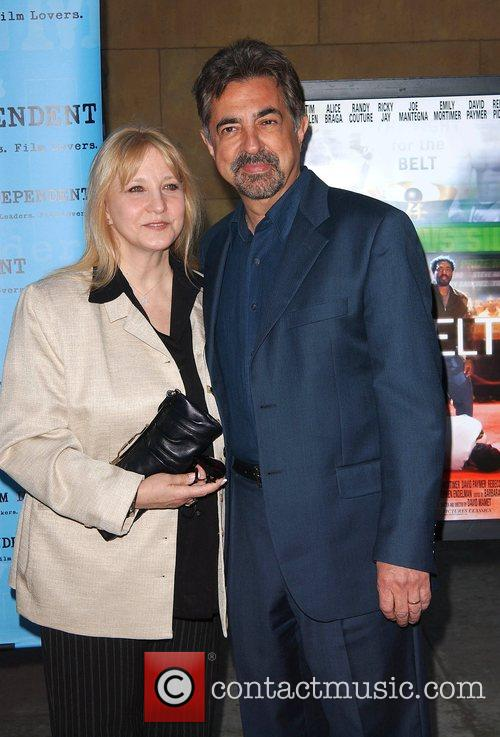 Joe Mantegna and guest Premiere of Redbelt shown...