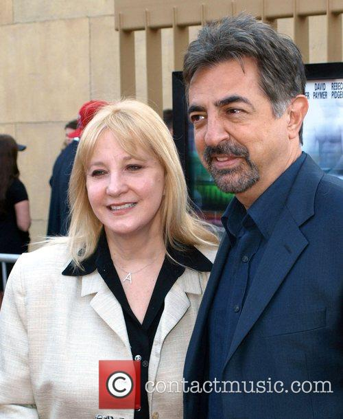 Arlene Vrhel, Joe Mantegna Los Angeles Special Screening...