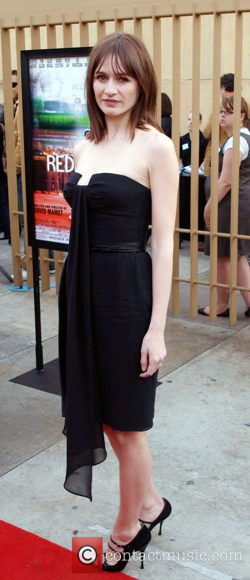 Emily Mortimer Los Angeles Special Screening of Redbelt...