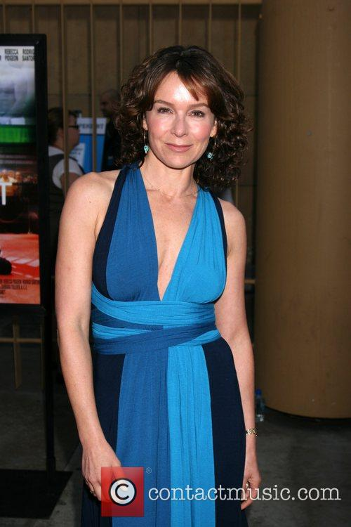 Jennifer Grey Premiere of Redbelt shown at the...