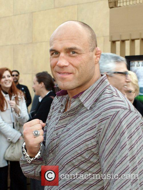 Randy Couture Los Angeles Special Screening of Redbelt...