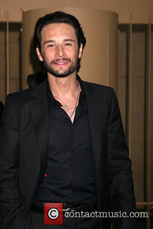 Rodrigo Santoro Premiere of Redbelt shown at the...