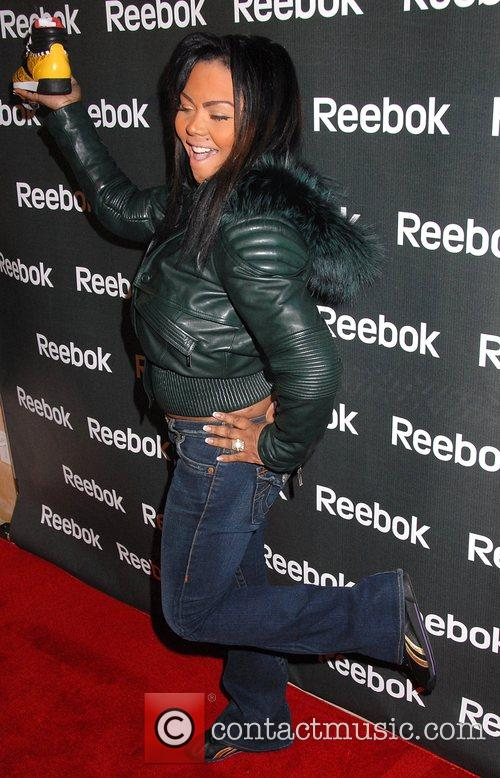 Lil Kim Reebok Takes You around the World...
