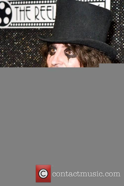 Alice Cooper lookalike 16th annual 'The Reel Awards'...