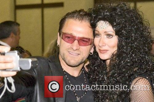Bono and Cher lookalikes 16th annual 'The Reel...