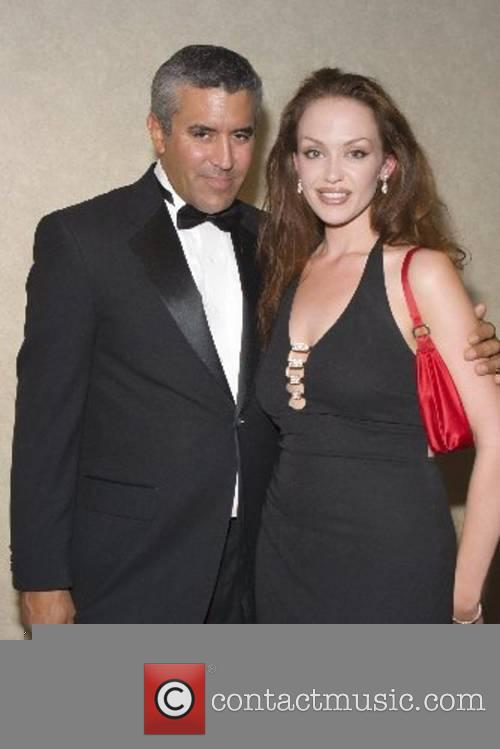 George Clooney and Angelina Jolie lookalikes 16th annual...