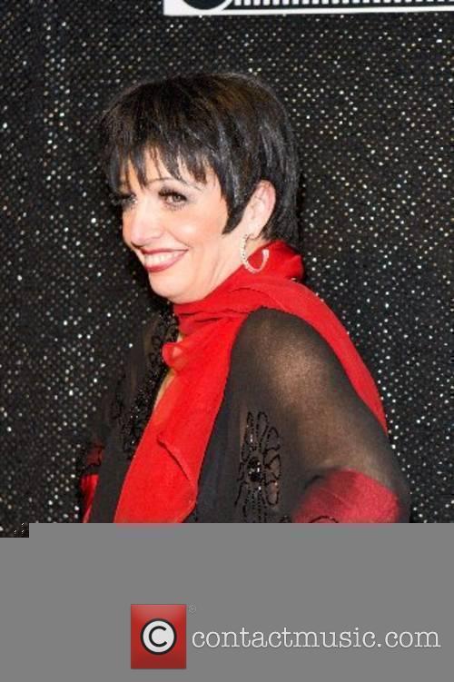 Liza Minnelli lookalike 16th annual 'The Reel Awards'...
