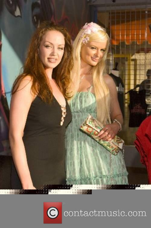 Angelina Jolie and Paris Hilton lookalikes 16th annual...