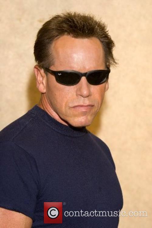 Arnold Schwarzenegger lookalike 16th annual 'The Reel Awards'...
