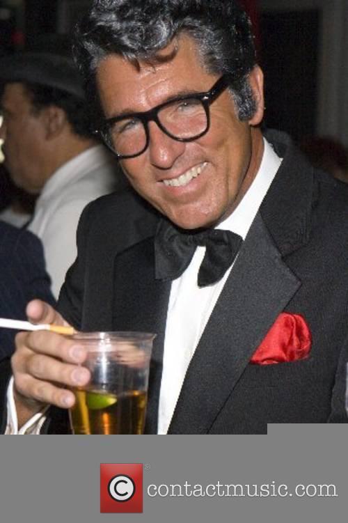 Dean Martin lookalike 16th annual 'The Reel Awards'...