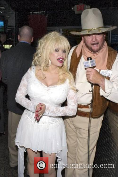 Dolly Parton and John Wayne lookalikes 16th annual...
