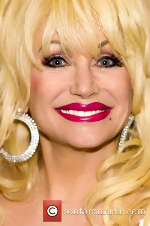 Dolly Parton lookalike 16th annual 'The Reel Awards'...