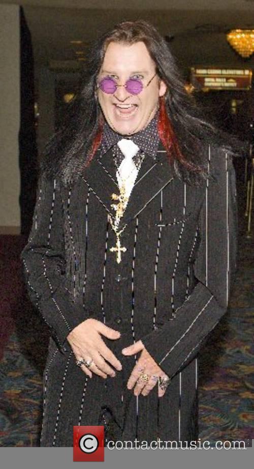 Ozzy Osbourne lookalike 16th annual 'The Reel Awards'...