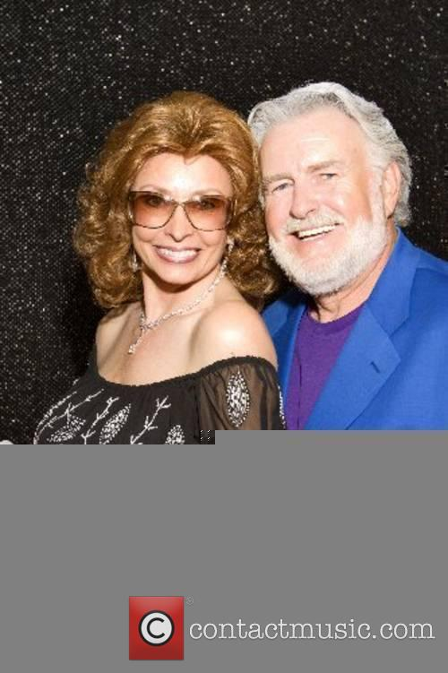 Sophia Loren and Kenny Rogers lookalikes 16th annual...