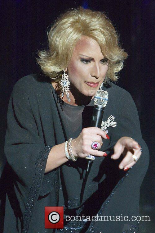 Joan Rivers Impersonator and Joan Rivers 2