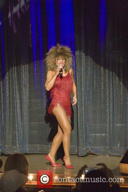 Tina Turner Impersonator and Tina Turner 3