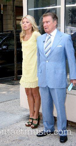 Kelly Ripa and Regis Philbin 19