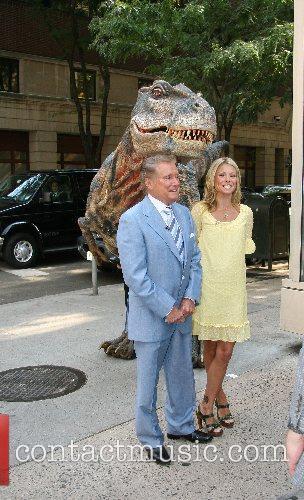 Kelly Ripa and Regis Philbin 37