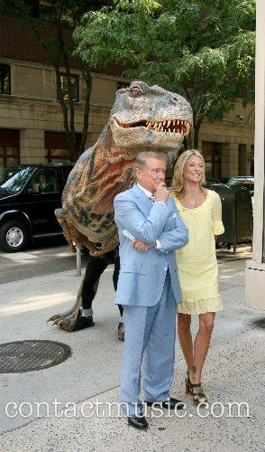 Kelly Ripa and Regis Philbin 10