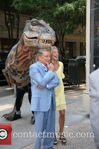 Kelly Ripa and Regis Philbin 22