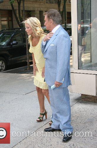 Kelly Ripa and Regis Philbin 21