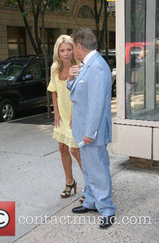 Kelly Ripa and Regis Philbin 18
