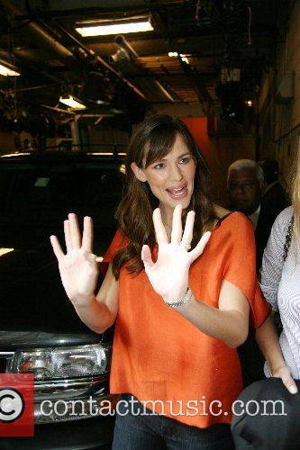 Jennifer Garner, ABC