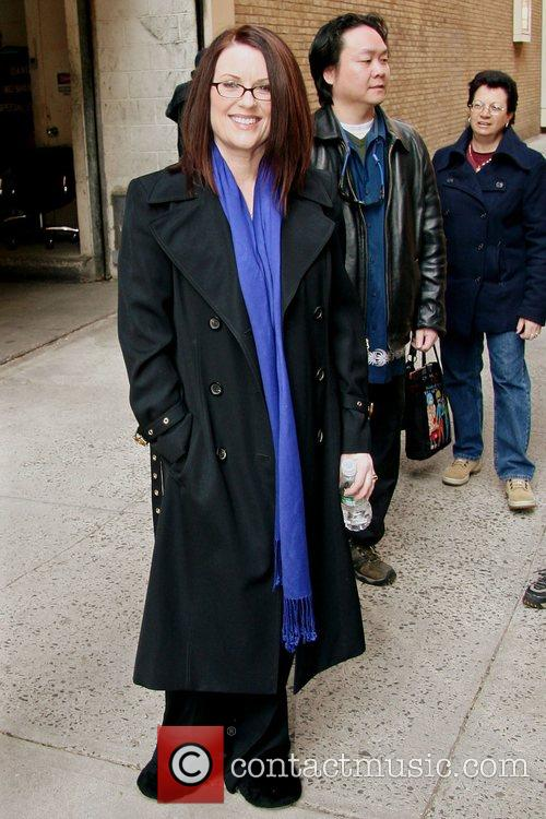 Megan Mullally, Abc and Abc Studios 2